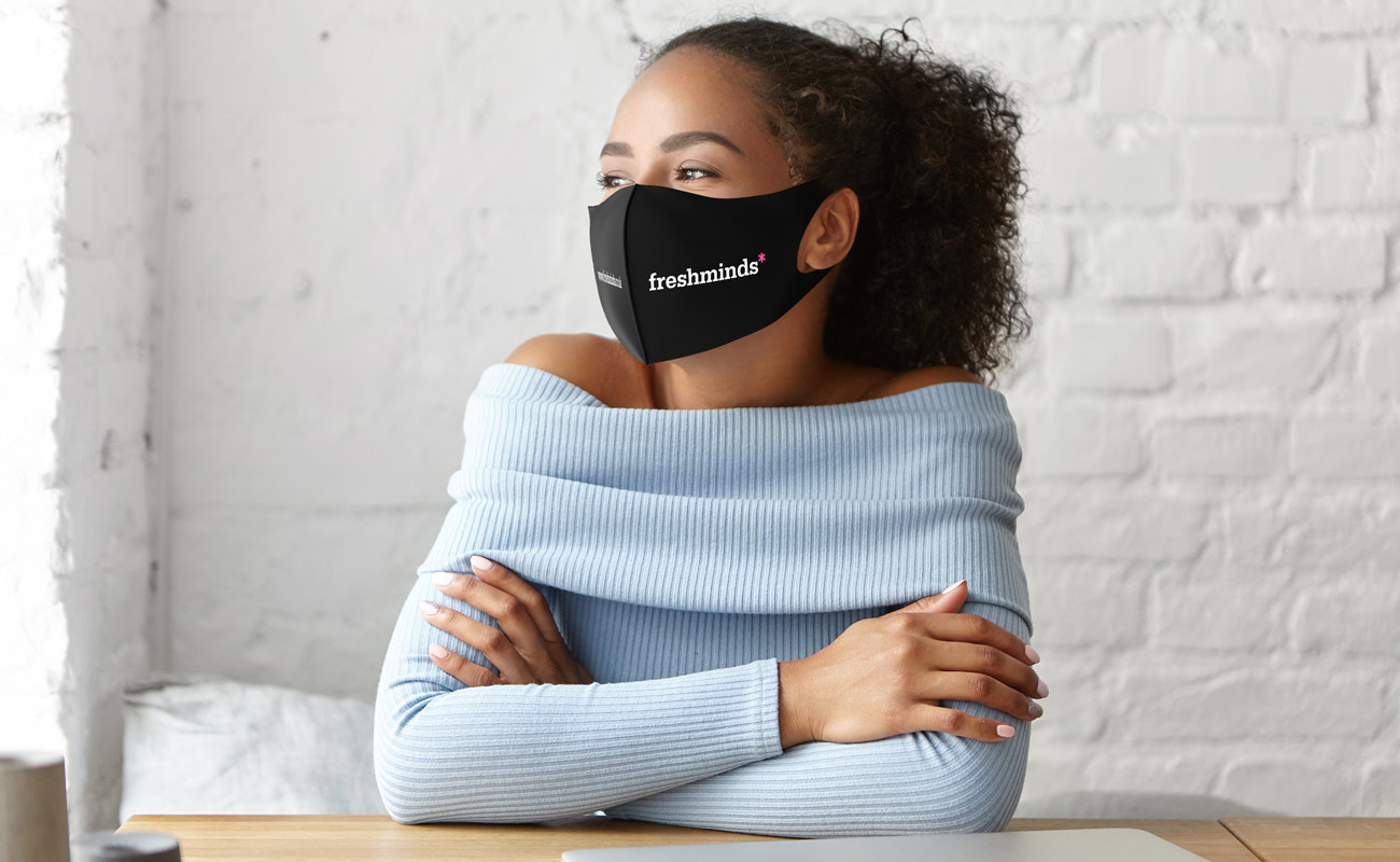 Neo - Printed Face Mask