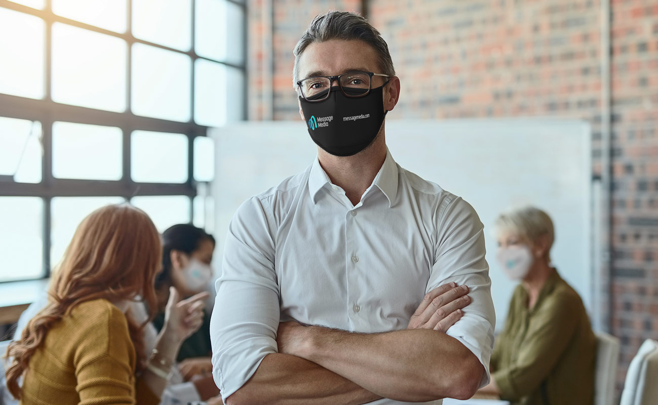 Sky - Personalized Face Masks