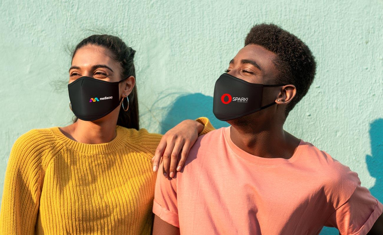 Sky iON - Face Masks Custom